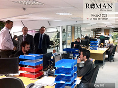 #Project252 - Day 182: A Visit to our Sales & Customer Support Team
