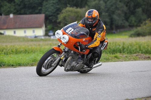 classic Laverda motorcycle Oldtimer Grand Prix 2012 Schwanenstadt Austria Copyright B. Egger :: eu-moto images 0355