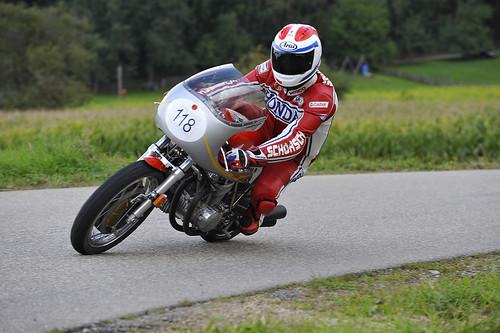 classic motorcycle Oldtimer Grand Prix 2012 Schwanenstadt Austria Copyright B. Egger :: eu-moto images 0351