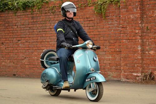 1959 Vespa Clubman 150cc