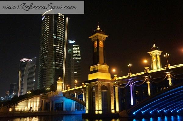 Putrajaya Lake Cruise - Cruise tasik Putrajaya-008