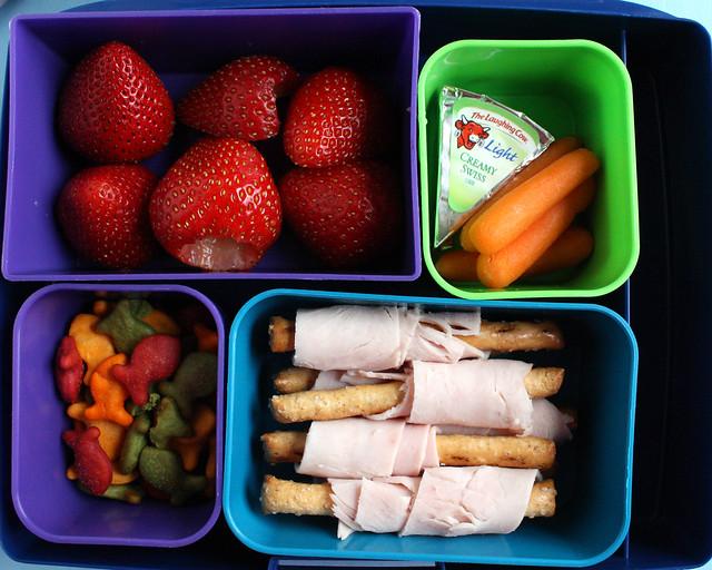 Third Grader Bento Box #650