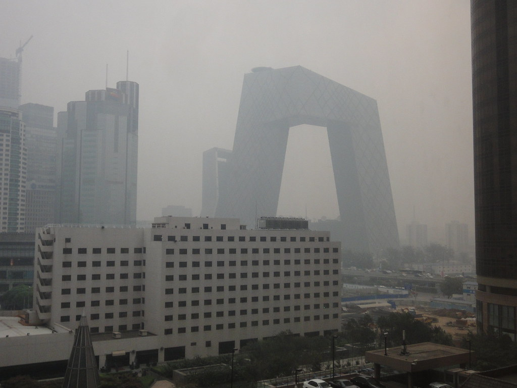 Beijing CCTV tower