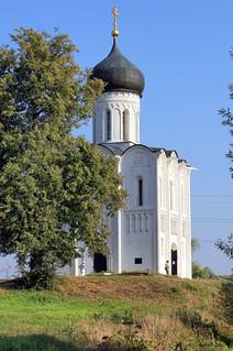 Боголюбово. Церковь Покрова на Нерли by Alexxx Malev