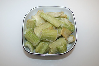 08 - Zutat Sellerie / Ingredient celery