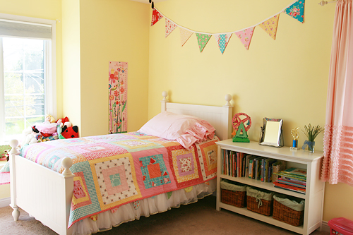 Little girl's room : Fresh Lemons Quilts