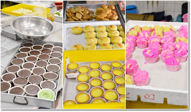 Varieties of Kuih