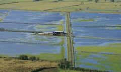 Flooded England