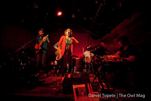 Fierce Creatures @ Amnesia, SF 9/16/12