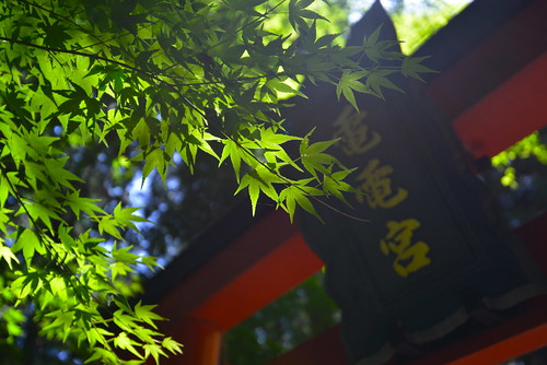 2012夏日大作戰 - 京都 - 嵐山 - 法輪寺 (10)