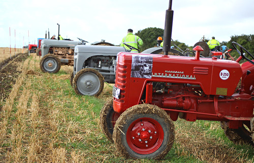 East Kent Ploughing Match 2012