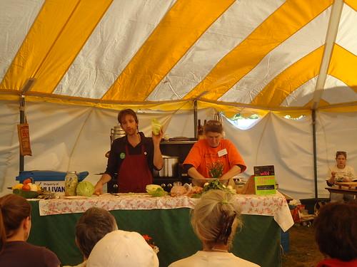 lacto fermenting demo
