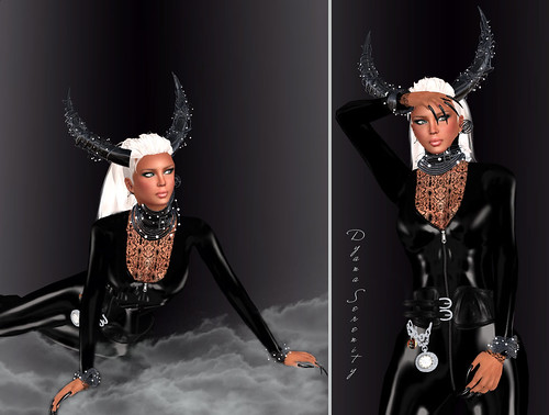 Neptuno Jewerly Set VERO MODERO by Dyana Serenity