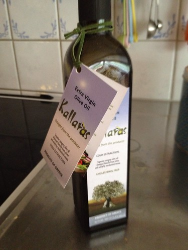 Kallaras Greek Olive oil