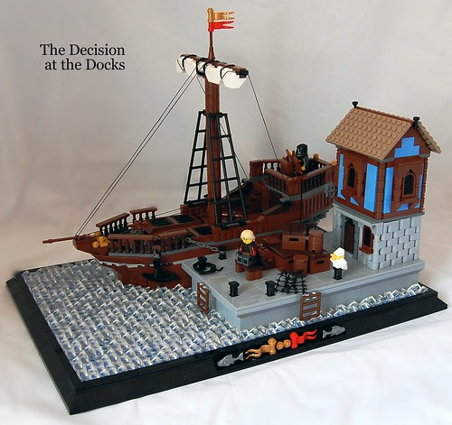 The Decision at the Docks (LC6)
