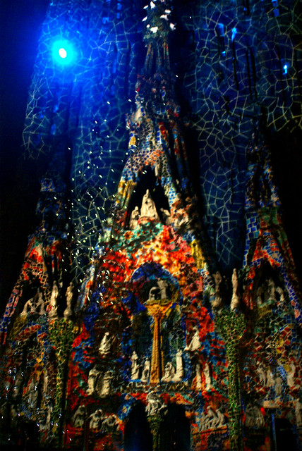 Sagrada Familia - La Merce 2