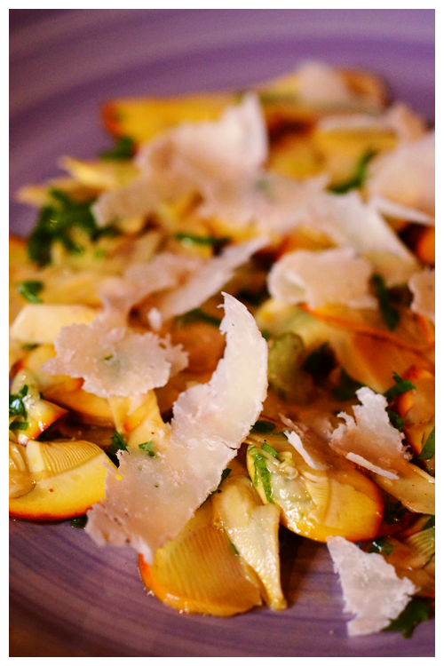 ovoli mushroom salad© by Haalo