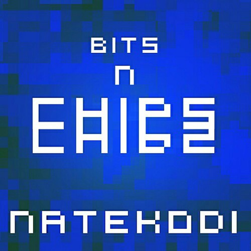Alt cover for my new EP: bits n chips #chiptune #8bit #chipmusic #based