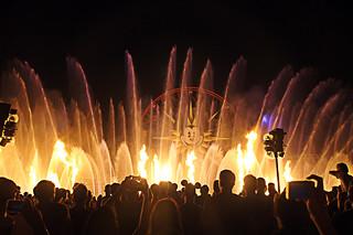 World of World- Disney California Adventure, California