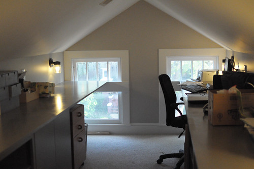 attic office