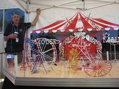 Mouse Circus Man