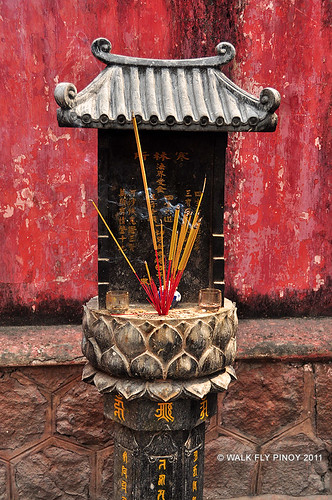 Jade Emperor Pagoda, Saigon, Vietnam