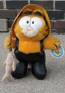 Fisher-cat Garfield
