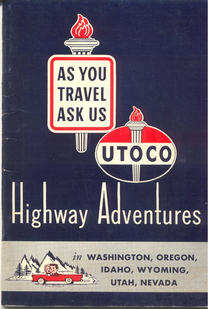 Utoco Highway Adventures - 1960