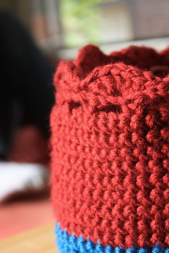 Crochet [Bucket] Basket