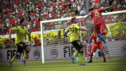 FIFA 13 Screenshot Bayern Dortmund