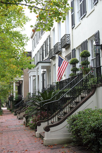 Street in Savannah