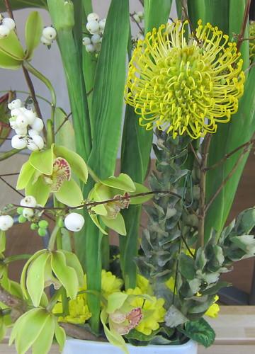 Kukka-asetelma by Anna Amnell