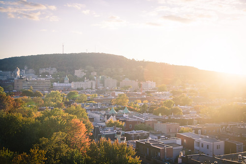 Mont Royal, Montréal