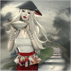Ananya~White Rice....