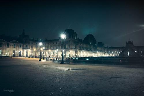 France, Paris : Musée du Louvre, 3h40
