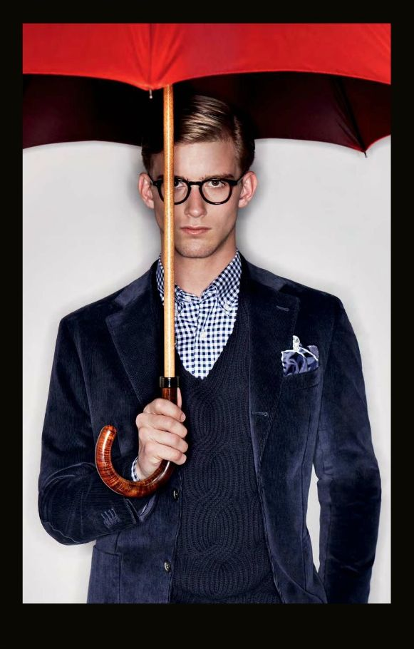 RJ King0005_CANALI AW12 Catalogue