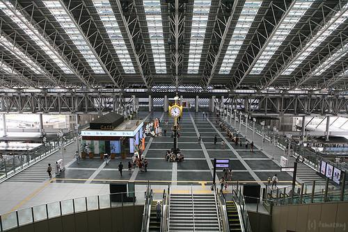 Osaka station