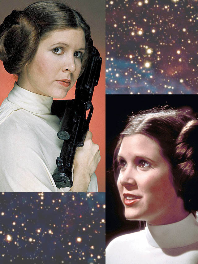 princess leia DIY halloween costume inspiration fair vanity fashion blog