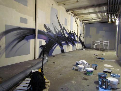 Work by Saber