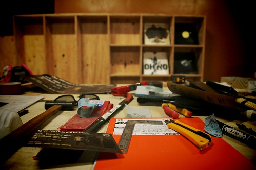 vinylshelf
