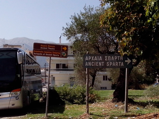 That Way To Ancient Sparta
