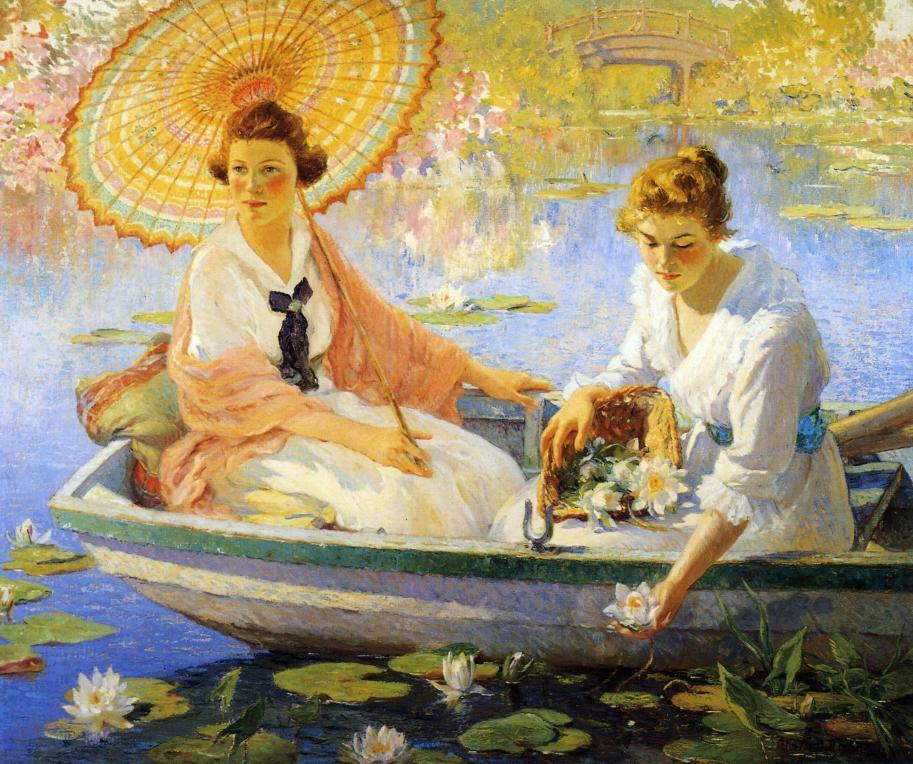 Summer by Colin Campbell Cooper, 1918