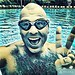 Wow, just finished a 2Km swim and I feel great by Wayan Vota