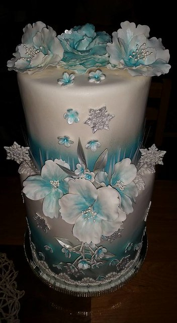 Cake by Danijela Krga of LIKE MY CAKE