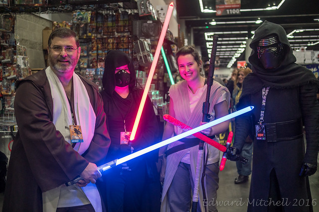 Rose City Comic Con 2016 - Saturday