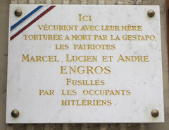 Photo of White plaque № 11367