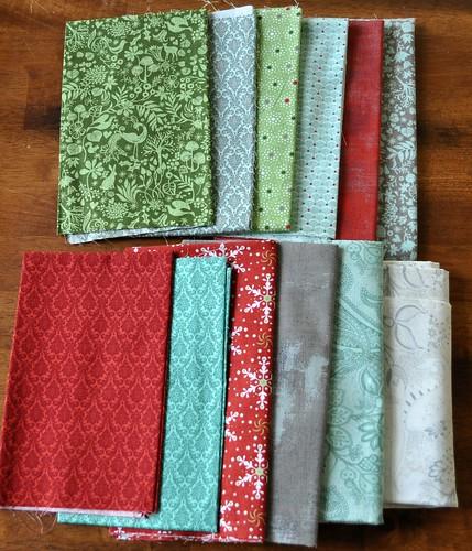 blitzen fabric