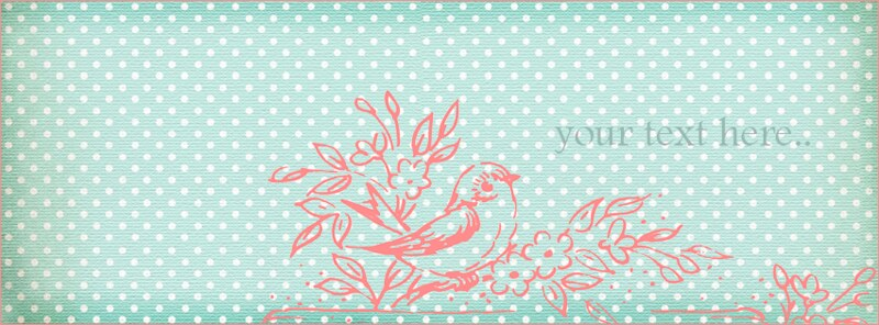 free vintage bird Facebook timeline cover by FPTFY ex