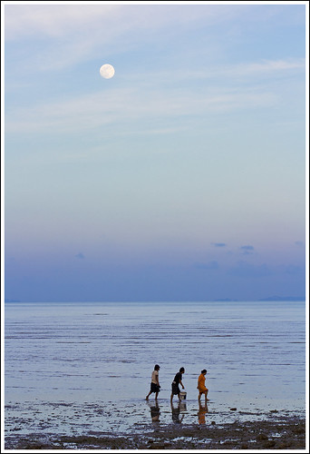 Sapan Hin Moonrise