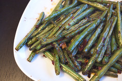 Szechuan Dry-Fried Green Beans (乾煸四季豆)